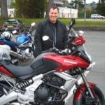 Mark Smith - motorcycle training testimonial