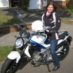 Sarah Bates - motorcycle training testimonial