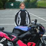 Katie Hill - motorcycle training testimonial