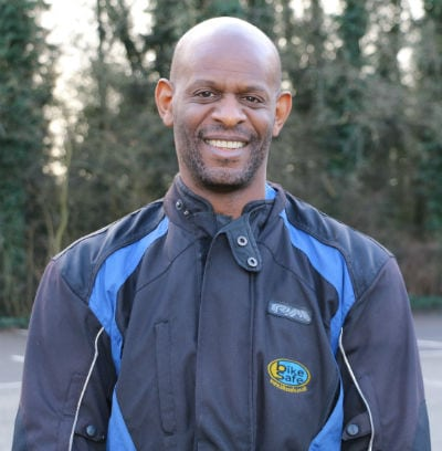 Del Padmore - Motorcycle Training Instructor