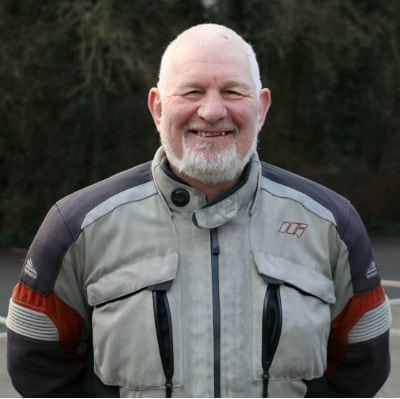 Mike Harbon - Motorcycle Training Instructor