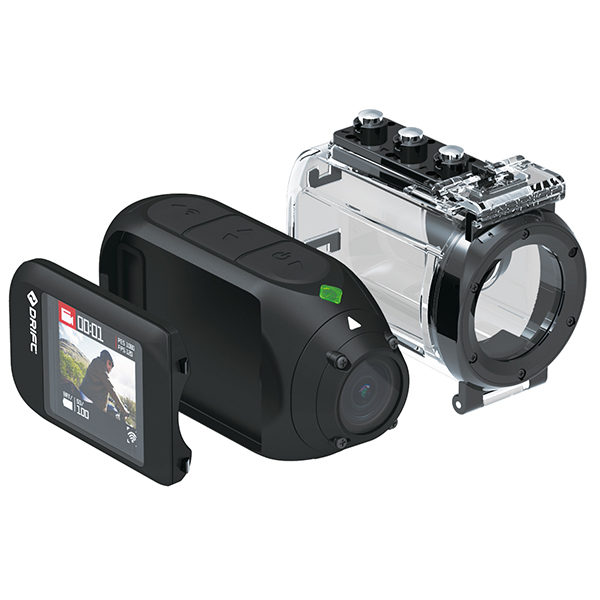 Drift HD Ghost 4K Action video Camera Pack