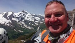 20 Countries in 20 Days Grossglockner Pass Austria motorcycle tour