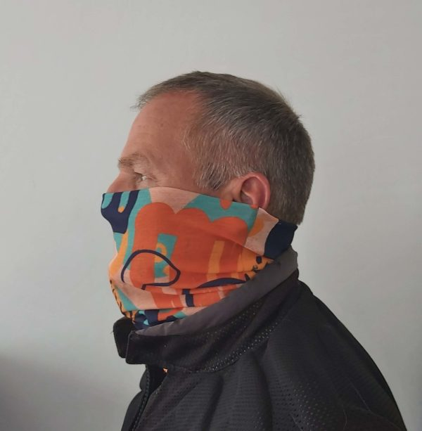 Neck tube - face covering