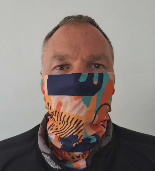 Neck tube - Face covering Covid 19