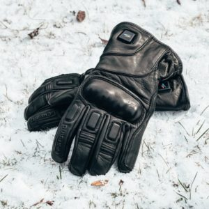 Gerbing XR heated motorcycle gloves